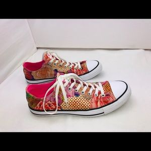 Converse All⭐️Star Floral Sneakers